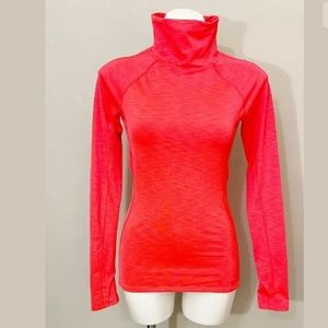 Under Armour Cold Gear Pink 1/2 Zip Pullover